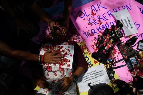 Setahun Pemerintahan Jokowi-Ma'ruf, Ada Perlakuan Kurang Baik pada Jurnalis