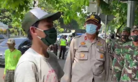 Pelajar di Jakbar Tak Hafal Pancasila saat Terjaring Operasi Yustisi