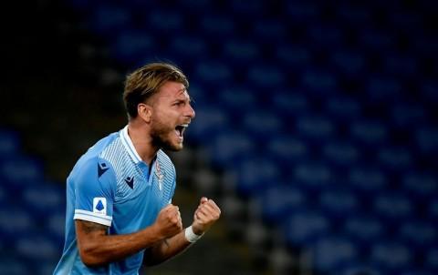 Bawa Lazio Menang, Immobile Sindir Dortmund