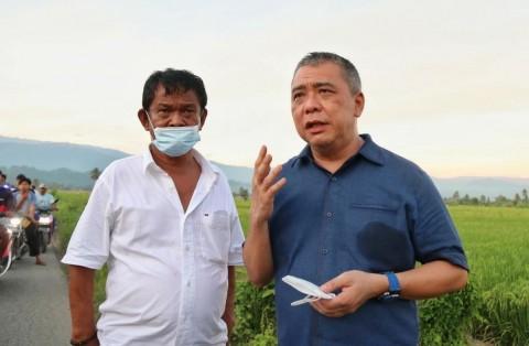 Legislator NasDem Perjuangkan Kesejahteraan Petani