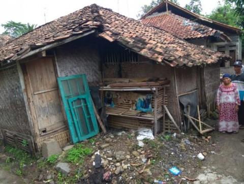 49 Ribu Rumah di Lebak Banten Tidak Layak Huni