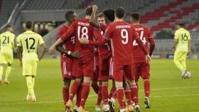 Bayern Muenchen vs Atletico Madrid: FC Hollywood Menang Telak