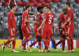 Hasil Liga Champions Grup A - D: Real Madrid Keok, Liverpool Curi Kemenangan