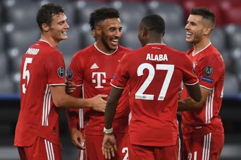 Bayern vs Atletico: Die Roten Menang Telak 4-0
