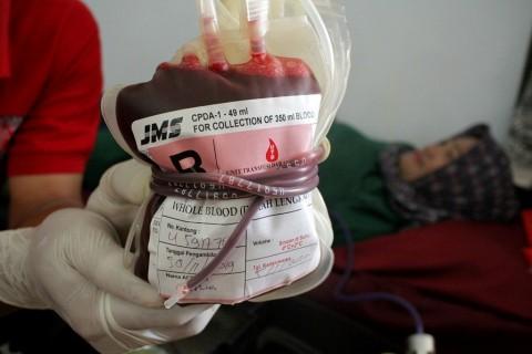 Donor Darah ASN Aceh Mencapai 5.403 Kantong