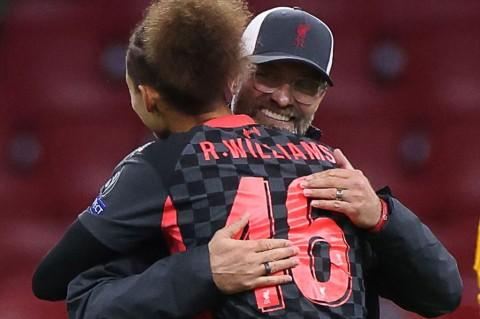 Ajax vs Liverpool: Gol Bunuh Diri Tagliafico Bawa The Reds Menang 1-0