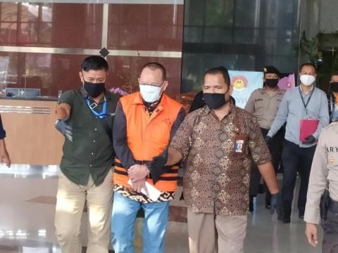 Nurhadi dan Menantu Didakwa Menerima Gratifikasi Rp37,2 Miliar