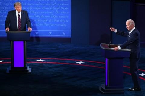 Enam Topik Debat Pamungkas Calon Presiden AS