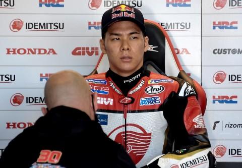 Takaaki Nakagami Tambah Masa Bakti di LCR Honda