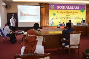 Pemkab Jepara Gandeng KIM Sosialisasikan Perbup PKM