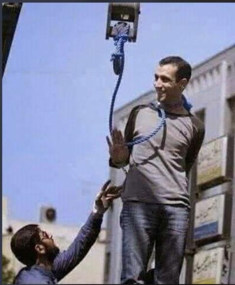 [Cek Fakta] Pria Suriah Dihukum Mati karena Beragama Kristen Hoaks, Begini Faktanya