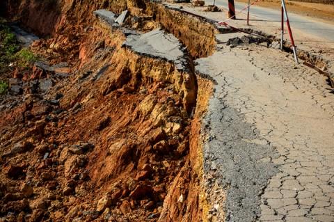 Purworejo Masuk Wilayah Risiko Rawan Bencana di Jateng