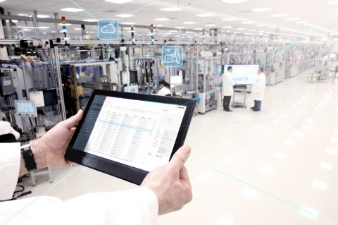 Solusi Bosch Tingkatkan Efektivitas Industri Otomotif Kala Pandemi