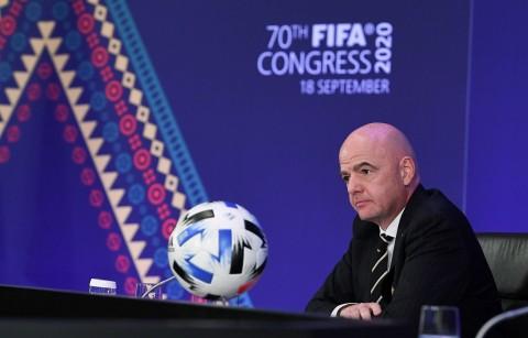 Presiden FIFA tidak Tertarik dengan Wacana Liga Super Eropa