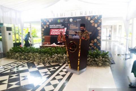 Al Hamidiyah Depok Jadi Pesantren Percontohan Penerapan Protokol Covid-19