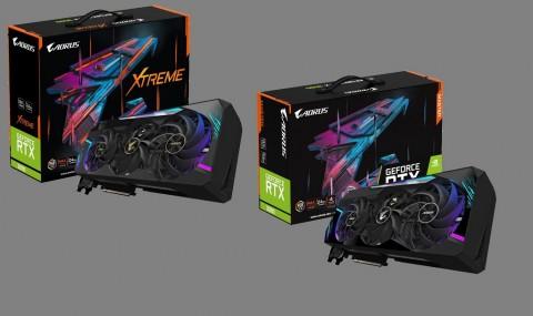 Gigabyte Rilis 4 VGA Aorus GeForce RTX 3000 Series