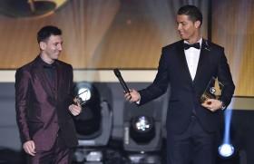 Messi Doakan Ronaldo Pulih dan Bantu Juventus Hadapi Barcelona