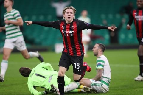 Celtic vs AC Milan: Rossoneri Menang Telak di Glasgow