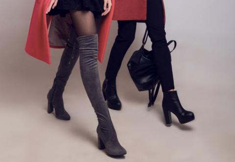 6 Jenis Sepatu Boots yang Bikin Penampilanmu Makin Fashionable