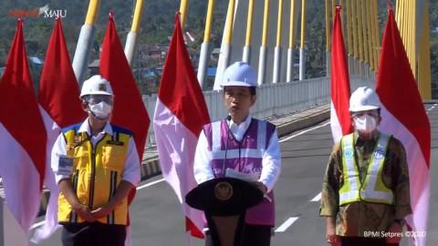 PTPP Rampungkan Proyek Jembatan Teluk Kendari