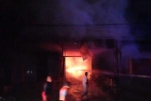 Satu Keluarga Tewas dalam Kebakaran di Tangerang
