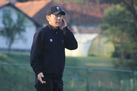 Shin Tae-yong Mengaku Sulit Susun Program Latihan Timnas U-19 tanpa Liga