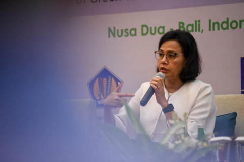 Pesan Sri Mulyani untuk DJP di Tengah Penurunan Penerimaan Pajak