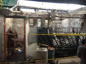 Satu Keluarga Tewas Terbakar Berkumpul di Satu Ruangan