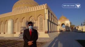 Tak Hanya Jalan, UEA Bangun Masjid Presiden Joko Widodo