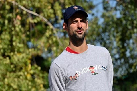 Djokovic Menyesali Kegagalan di US Open dan Roland Garros