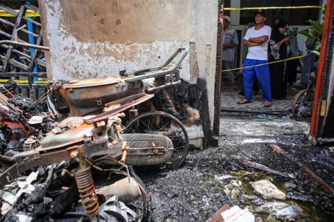 Lima Orang Satu Keluarga Meninggal Akibat Kebakaran di Legok