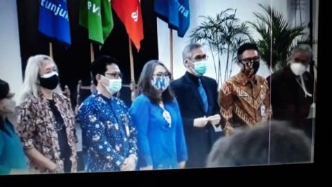 IKJ Lantik Rektor Baru, LLDikti Langsung Beri Pekerjaan Rumah