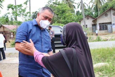 Ahmad M Ali Dorong Pemda dan DPRD Parimo Serius Bahas APBD