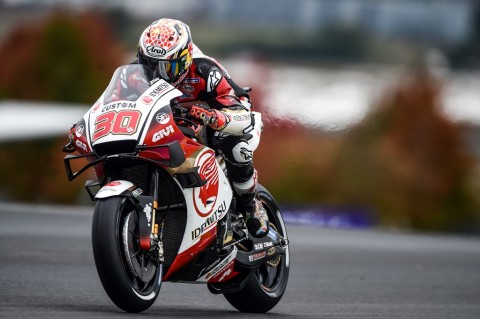 MotoGP Teruel: Takaaki Nakagami Kuasai FP2, Alex Marquez Tercecer