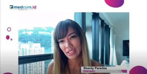Cerita Shanty Syuting Video Klip di Hong Kong