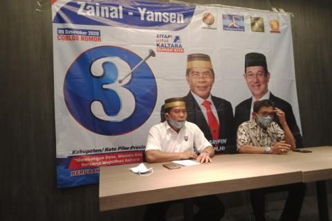 Maju Pilgub Kaltara, Zainal Arifin Resmi Mundur dari Polri