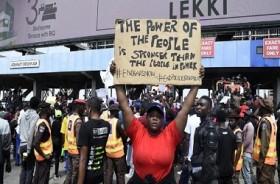 69 Orang Tewas dalam Demo Kebrutalan Polisi di Nigeria