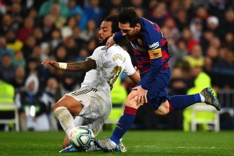 Jadwal Pertandingan Nanti Malam: Barcelona vs Real Madrid dan MU vs Chelsea