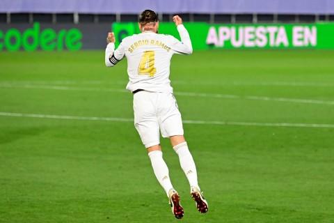 Barcelona vs Real Madrid: Pulih dari Cedera, Sergio Ramos Siap Tampil di El Clasico