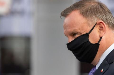 Presiden Polandia Positif Terjangkit Virus Korona