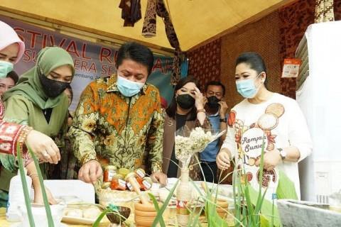 Herman Deru: Festival Rempah Bantu Petani Sumsel di Tengah Pandemi