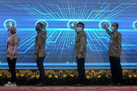 Pemprov Sumsel Luncurkan Aplikasi Anjungan Bansos Sriwijaya