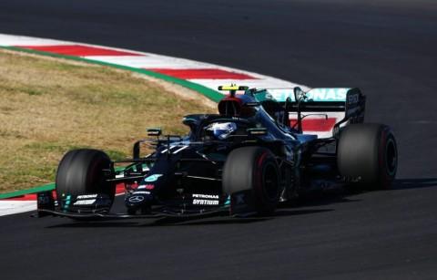 F1GP Portugal: Bottas Pimpin Sesi Latihan Terakhir