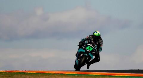 MotoGP Teruel: Giliran Morbidelli Pimpin Free Practice III