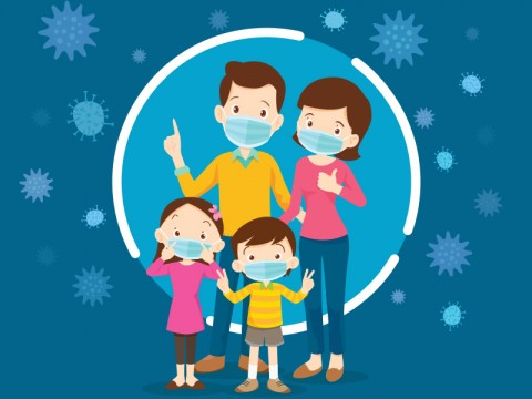 Anak Perlu Diajarkan Cara Beradaptasi Selama Pandemi Covid-19