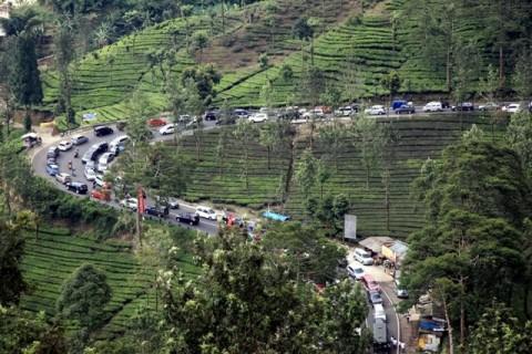 Jumlah Pengunjung Tempat Wisata di Kabupaten Bogor Dibatasi 50 Persen