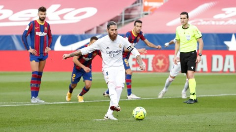 Barcelona vs Real Madrid: Los Blancos Perkasa