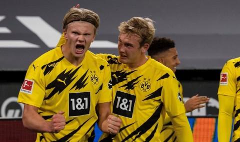 Dortmund vs Schalke: Die Borussen Menangkan Derby Ruhr