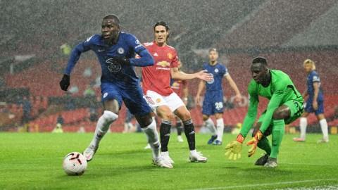Manchester United vs Chelsea: The Blues Curi Satu Poin dari The Red Devils