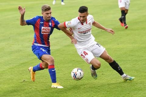 Sevilla vs Eibar: Tim Tamu Bikin Kejutan